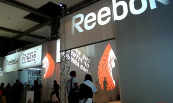 Reebok projection