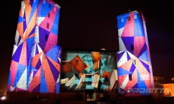 Fossano video mapping storico