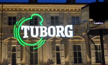 tuborg projection