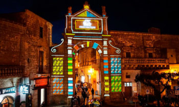 ARCHITECTURAL MAPPING PROJECTIONS