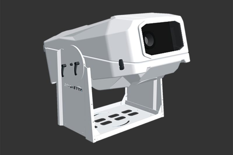 Video Proiettore da esterno