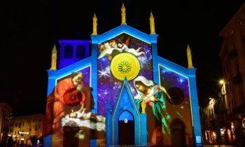 Mapping projection - Holy family