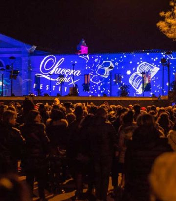 Lucera Light Festival