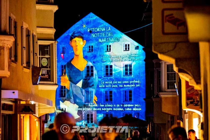 Festival di Bressanone - Proietta e Giampaolo Talani