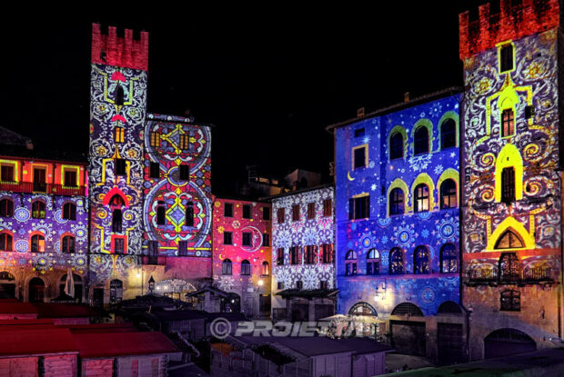 Proiezioni Arezzo