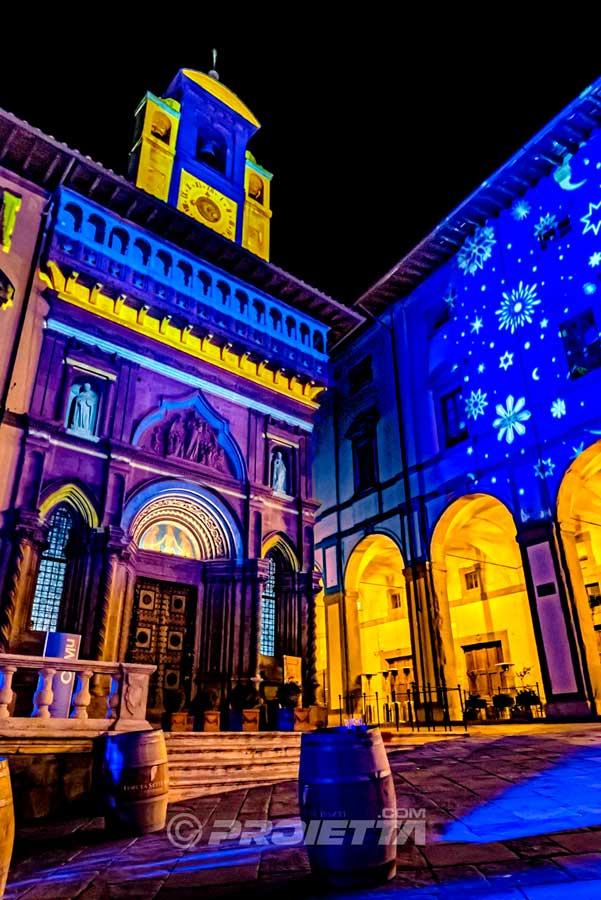 Proiezioni di Natale Arezzo