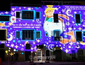 Little Prince - Decorative projections
